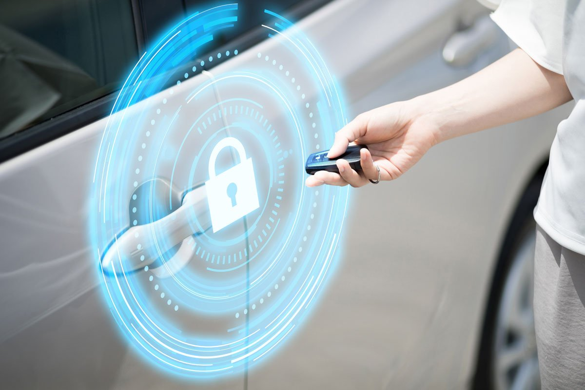 Trouble-free-vehicle-security